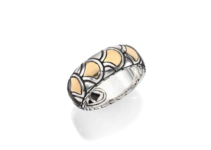 2 Tone Plated | Fashion Rings