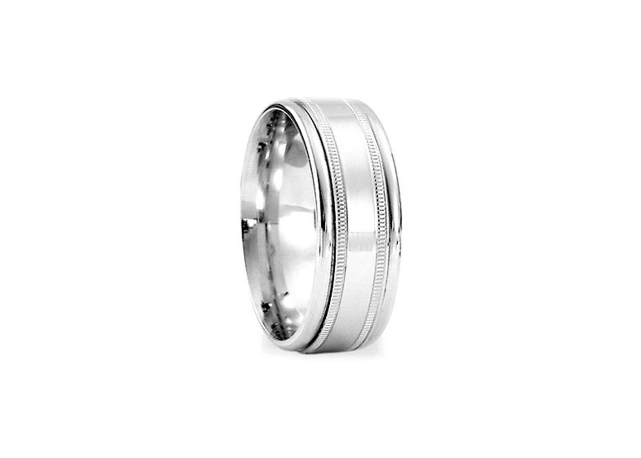 rings rhodium plated exclusive jewelry large fashion