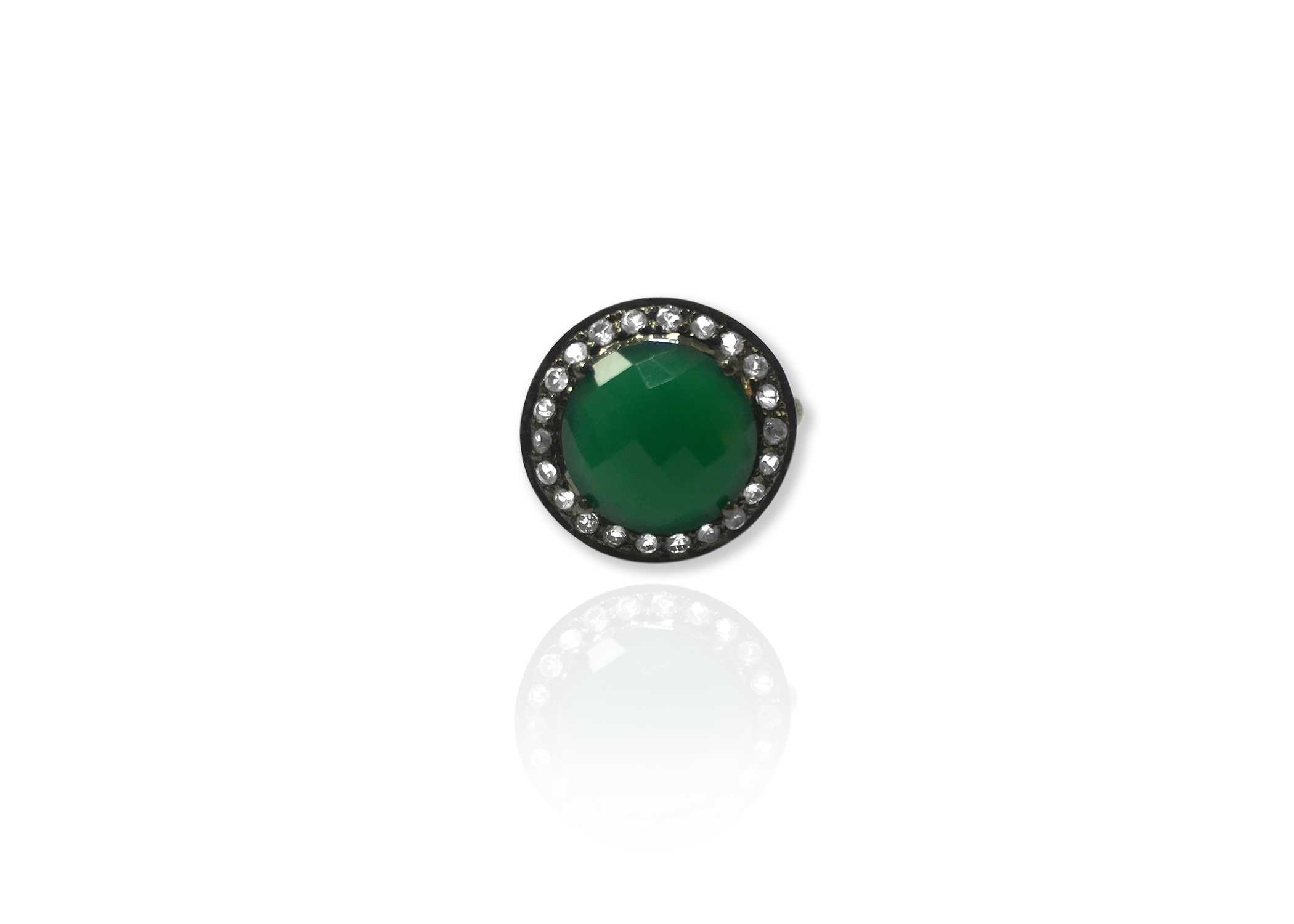 product esmeralda gemstone emerald ring image and rings diamond green cluster
