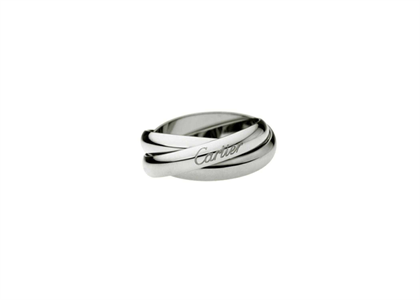 Overlap Band Ring