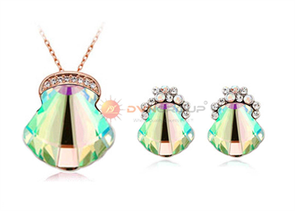 Rose Gold Plated | Fashion Pendant Sets