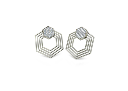 Silver Plated | Fashion Earrings