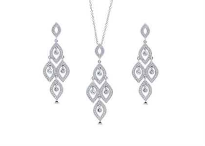 Silver Plated | Fashion Pendant Sets