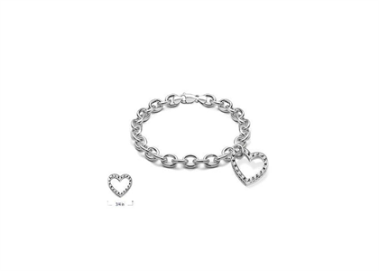 White Gold Plated | Fashion Anklets