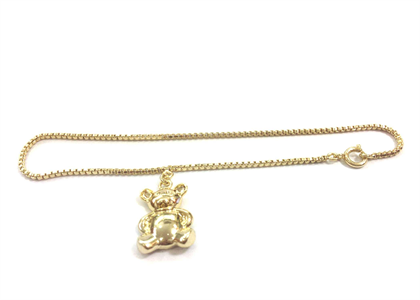Gold Plated | Animal Anklets