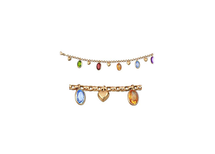 Gold Plated | Fashion Anklets