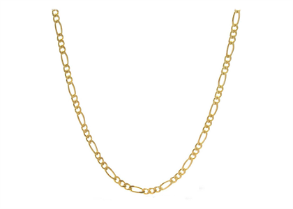 Gold Plated | Curb Chains