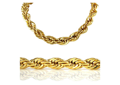 Gold Plated | Fashion chains