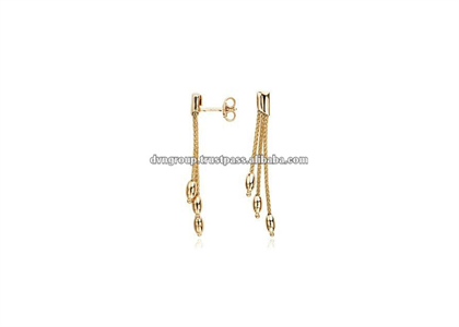 Gold Plated | Fashion Earrings