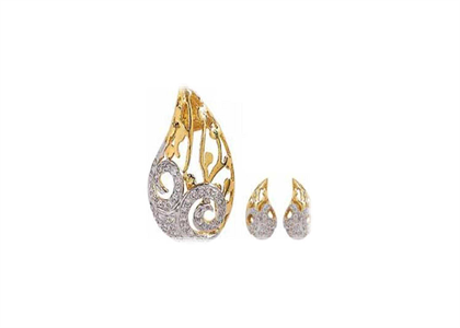 Gold Plated | Fashion Pendant Sets