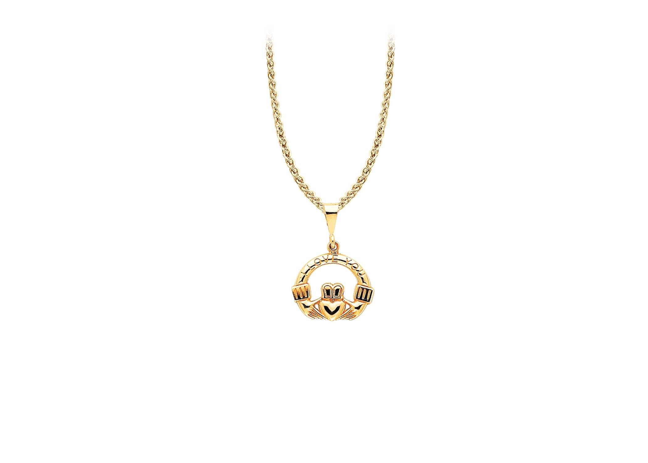 Gold plated alphabet pendants aloadofball Image collections