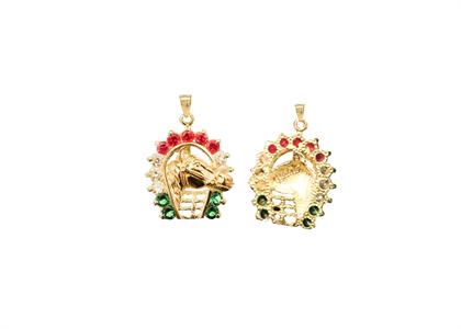 Gold Plated | Fashion Pendants