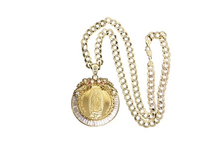 Gold Plated | Mythological  Pendants