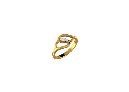 Gold Plated | Anniversary Rings
